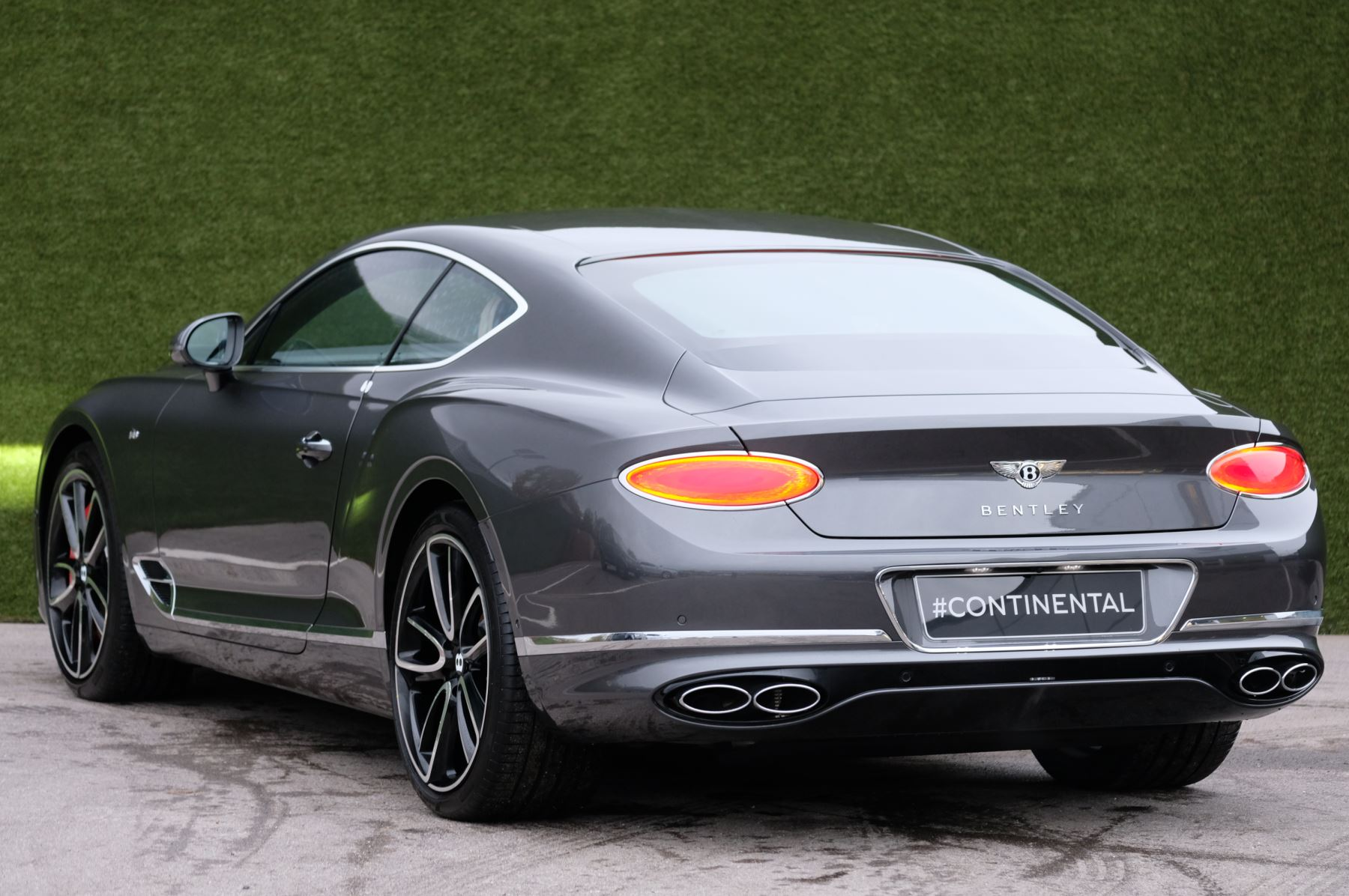 Bentley Continental GT 0.0 4.0 V8 Mulliner Driving Spec 2dr Auto (City+Tour)