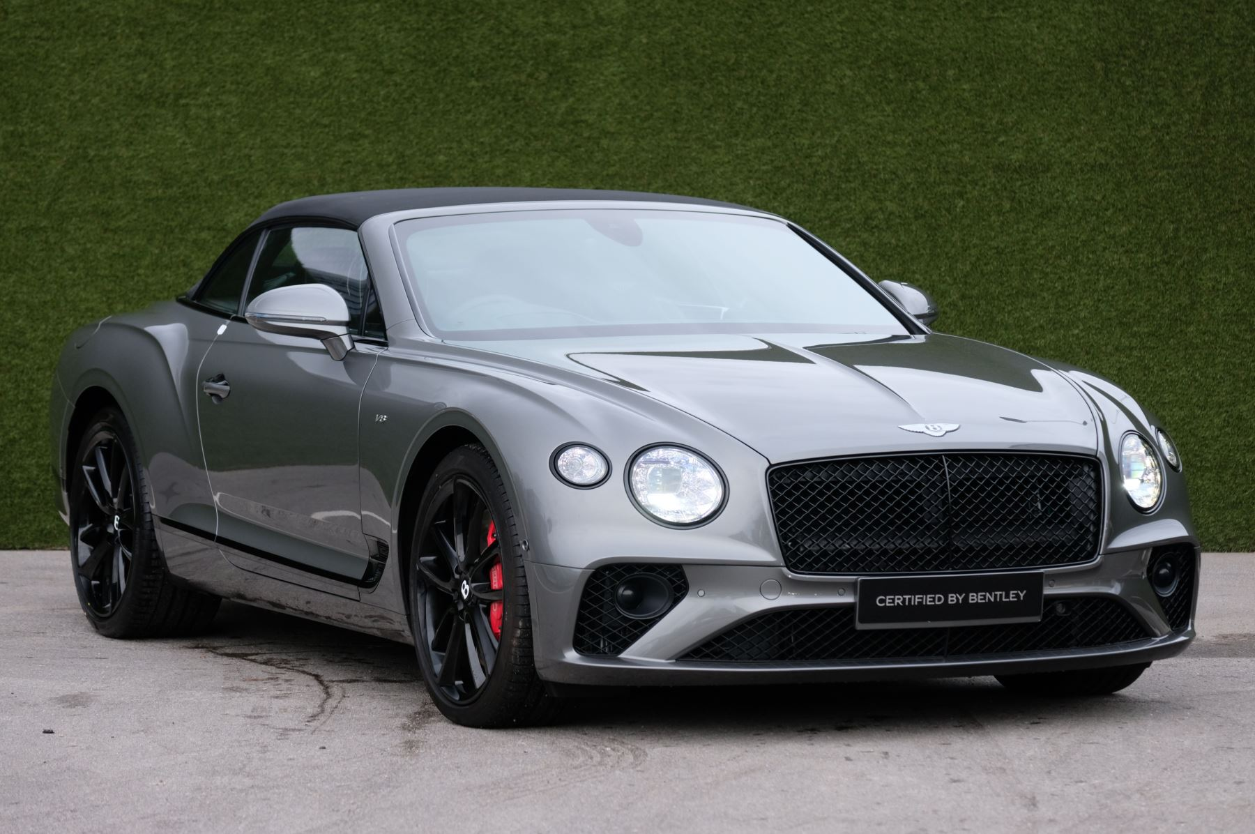 Bentley Continental GTC 0.0 4.0 V8 Mulliner Driving Spec Auto