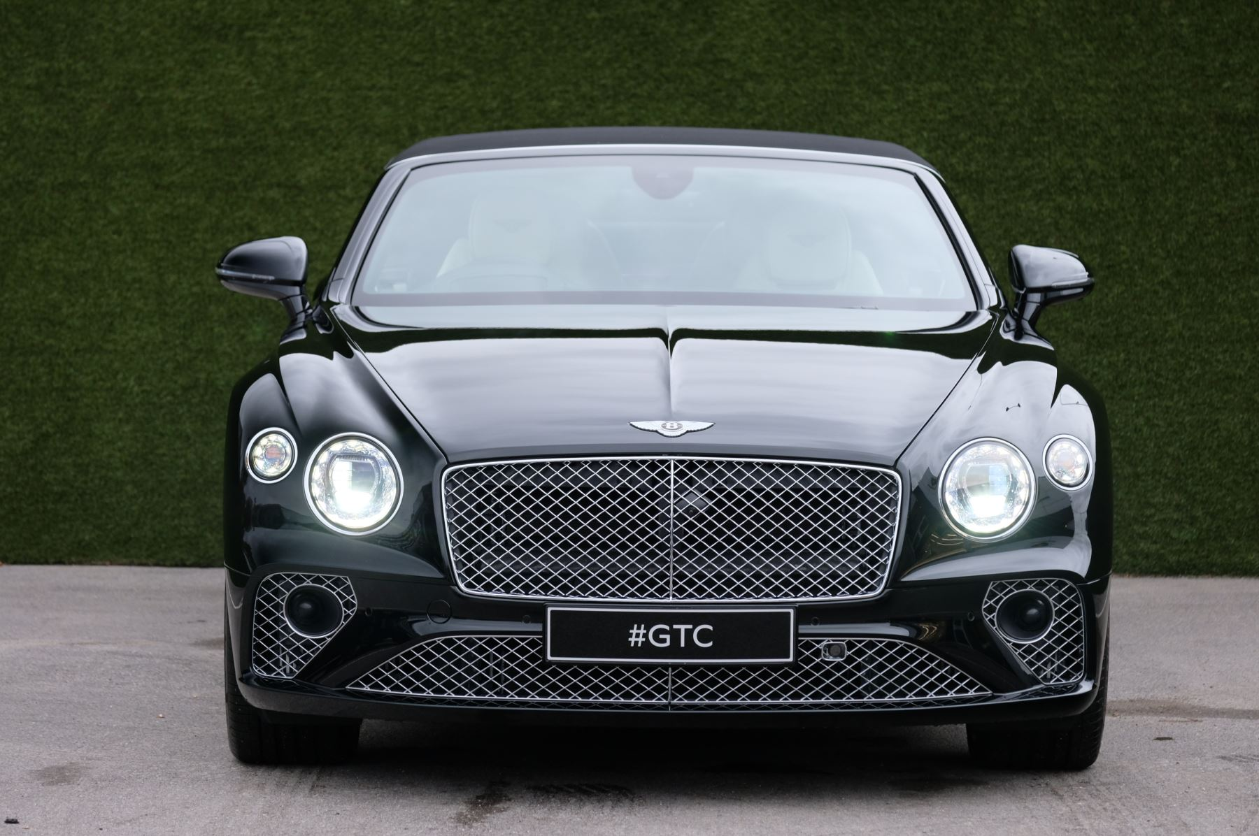 Bentley Continental GTC 0.0 4.0 V8 Mulliner Driving Spec 2dr Auto (Tour Spec)