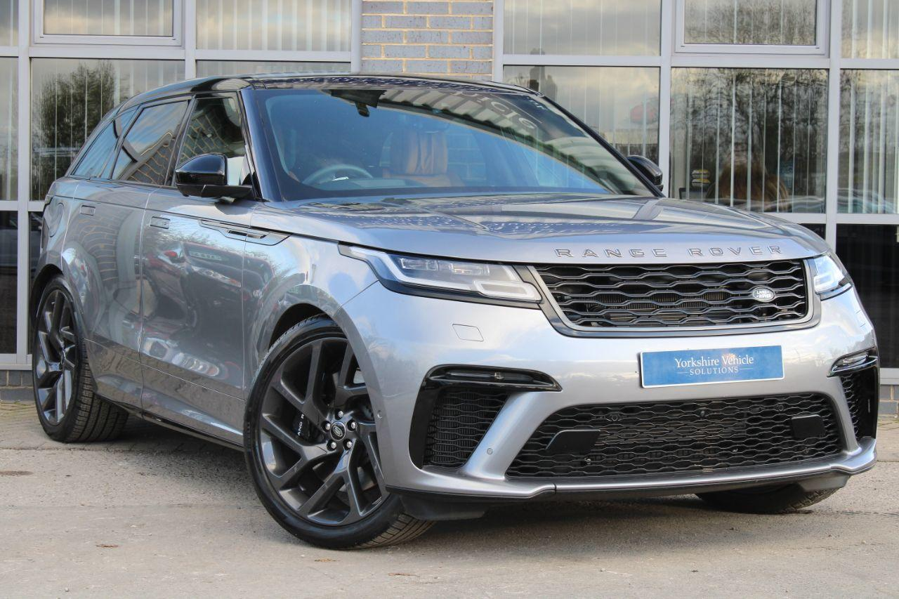 Land Rover Range Rover Velar 5.0 P550 SVAutobiography Dynamic Edition 5dr Auto Estate Petrol Grey
