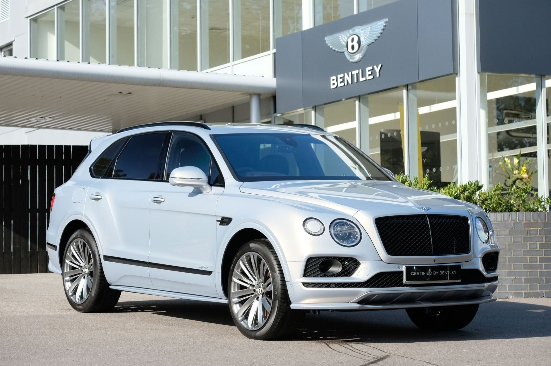 Bentley Bentayga 0.0 Speed - City and Touring