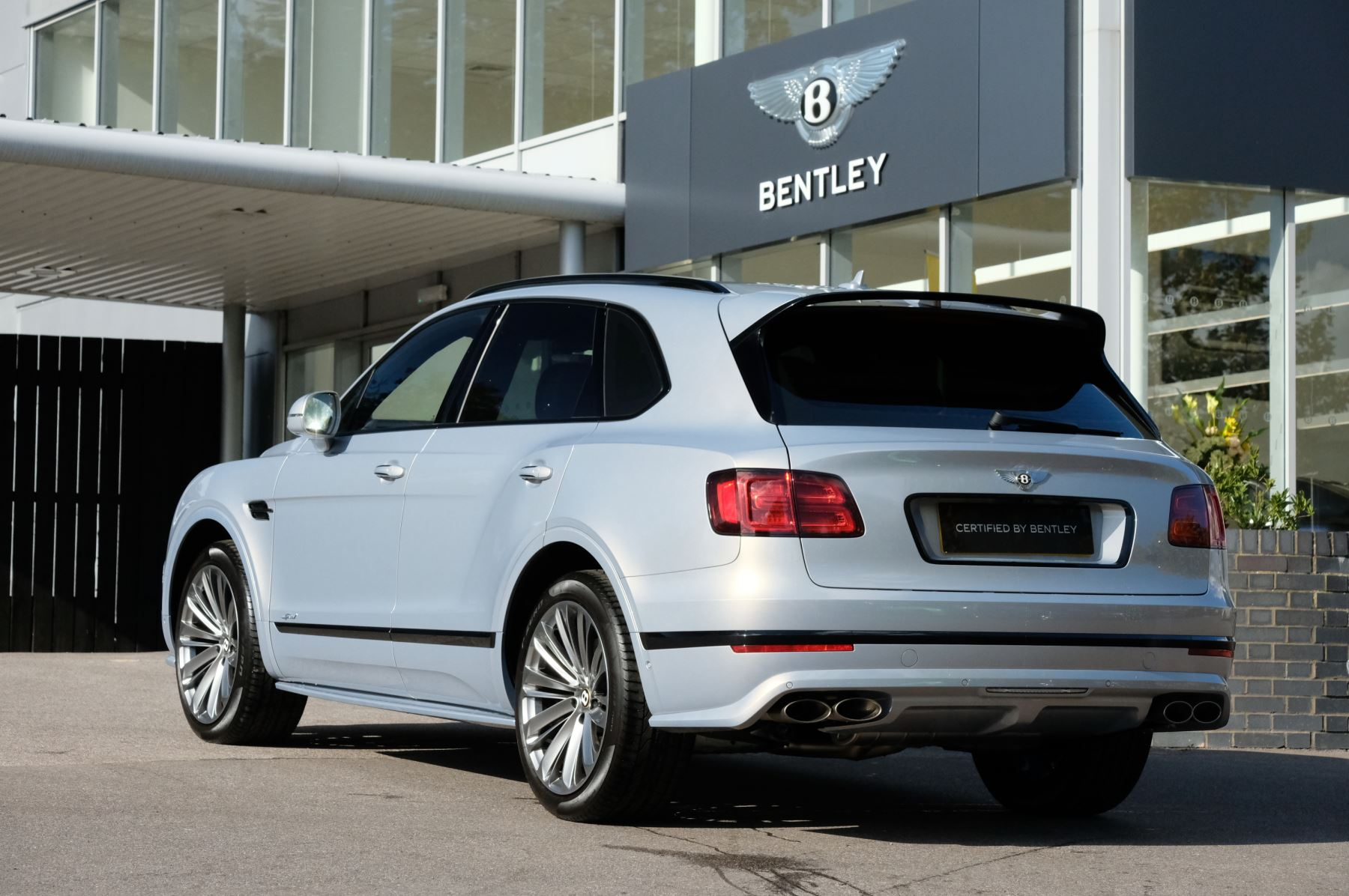 Bentley Bentayga 0.0 Speed - City and Touring - 7 Seat Specification
