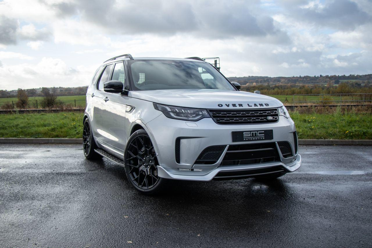 Land Rover Discovery 3.0 DISCOVERY SE SDV6 AUTO STARTECH BY BRABUS SUV Diesel Silver