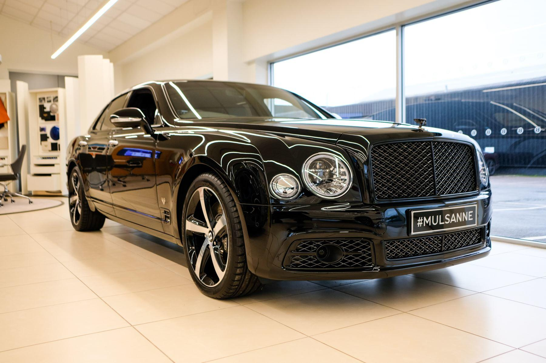 Bentley Mulsanne 0.0 Mulsanne 6.75 Edition by Mulliner Saloon Petrol Beluga
