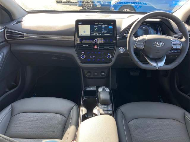 Hyundai Ioniq 1.6 Electric Premium SE 38.3 kWh MY20 5 Door Hatchback / Fastback Hybrid Electric Shadow