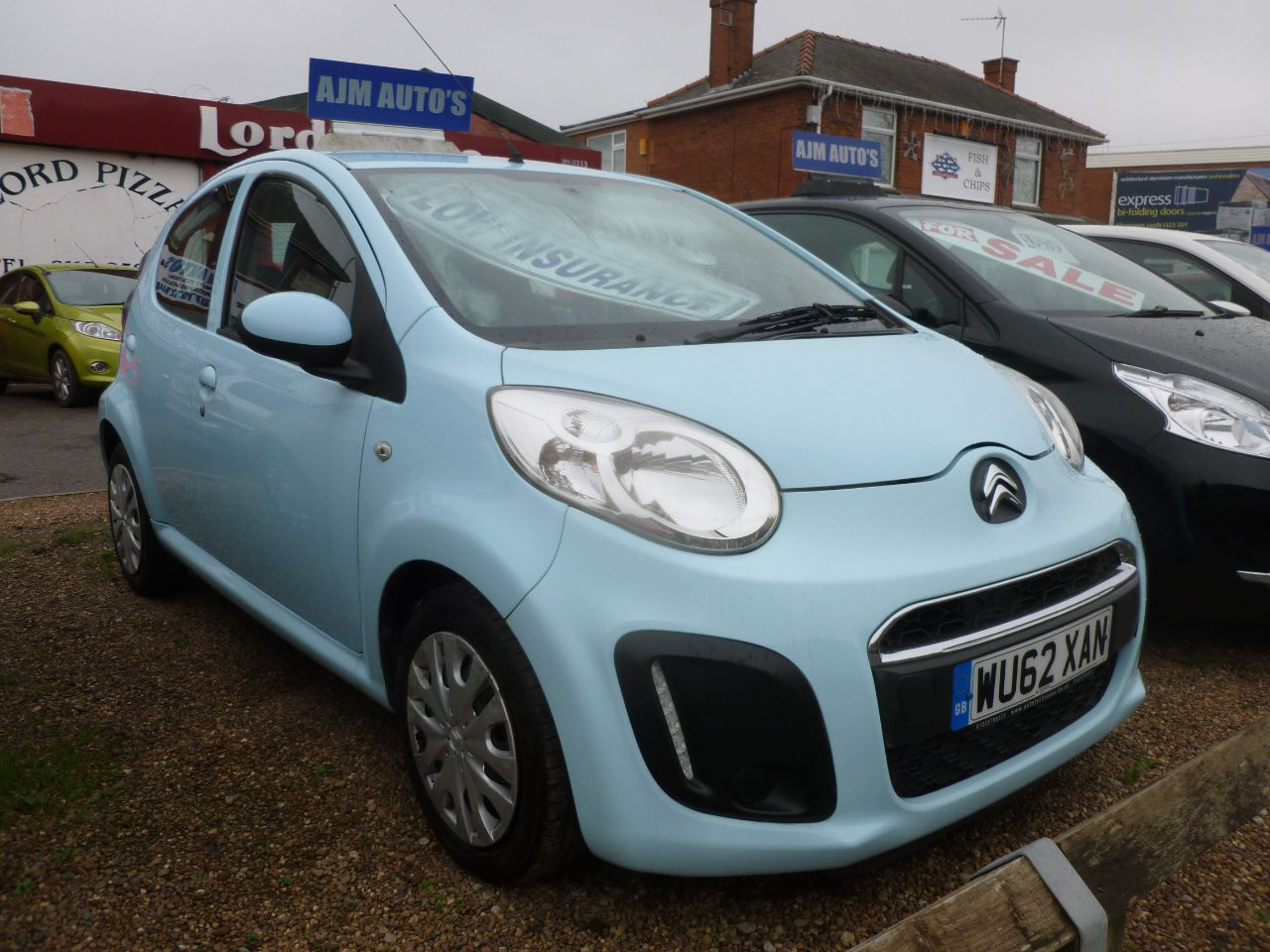 Citroen C1 1.0i VTR 5dr Hatchback Petrol Blue at AJM Autos Leeds Leeds