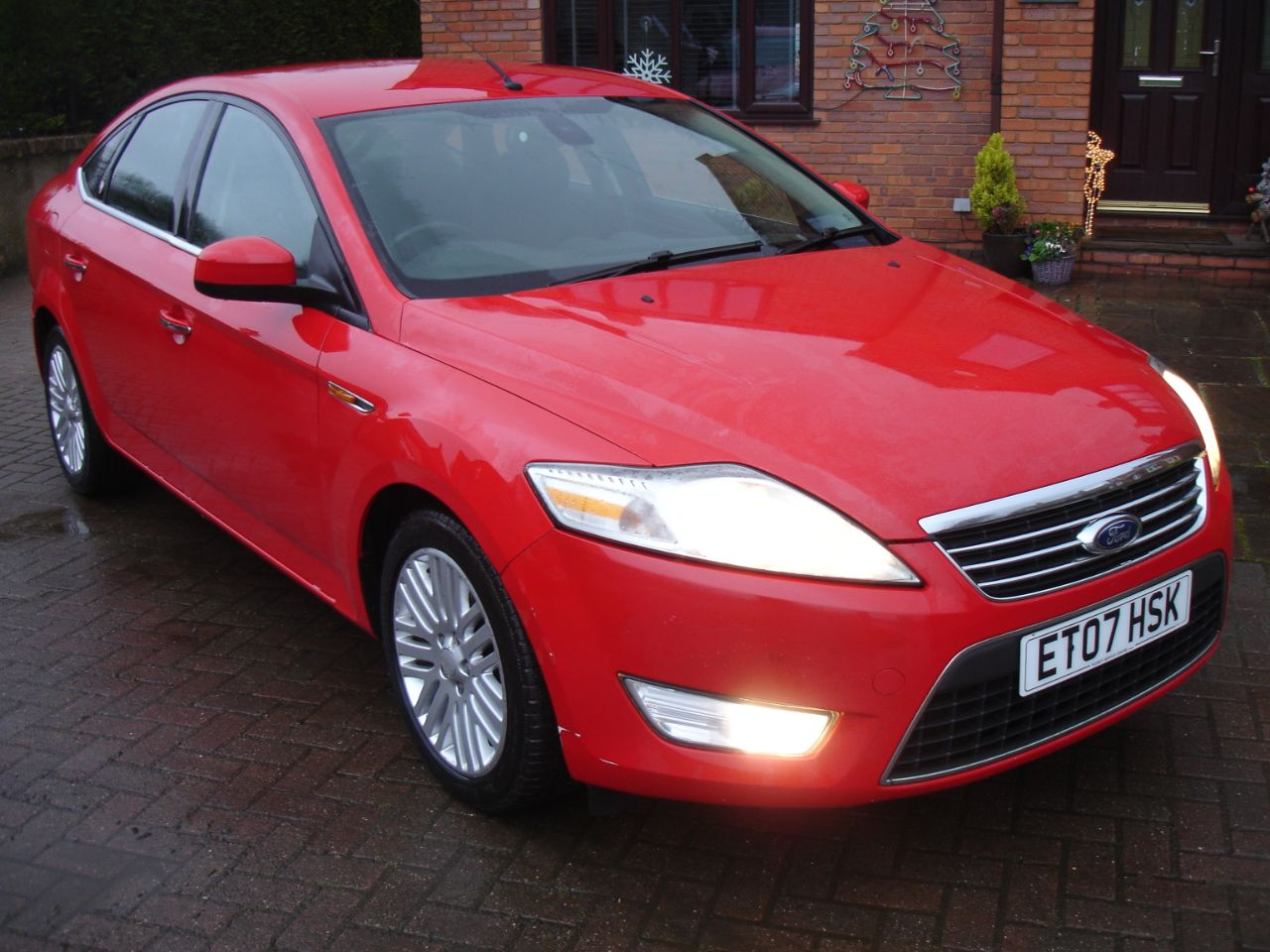 Ford Mondeo 2.0 Tdci Ghia 140ps 6 Speed 5dr
