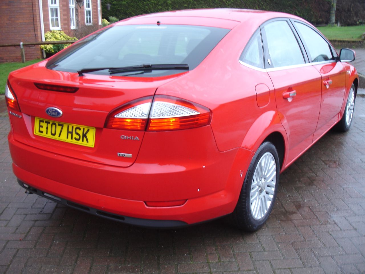 2007 Ford Mondeo 2.0 TDCi Ghia 140ps 6 speed 5dr