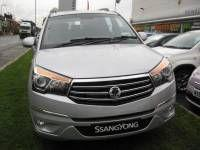 SsangYong Turismo 2.0 S MPV Diesel Silver