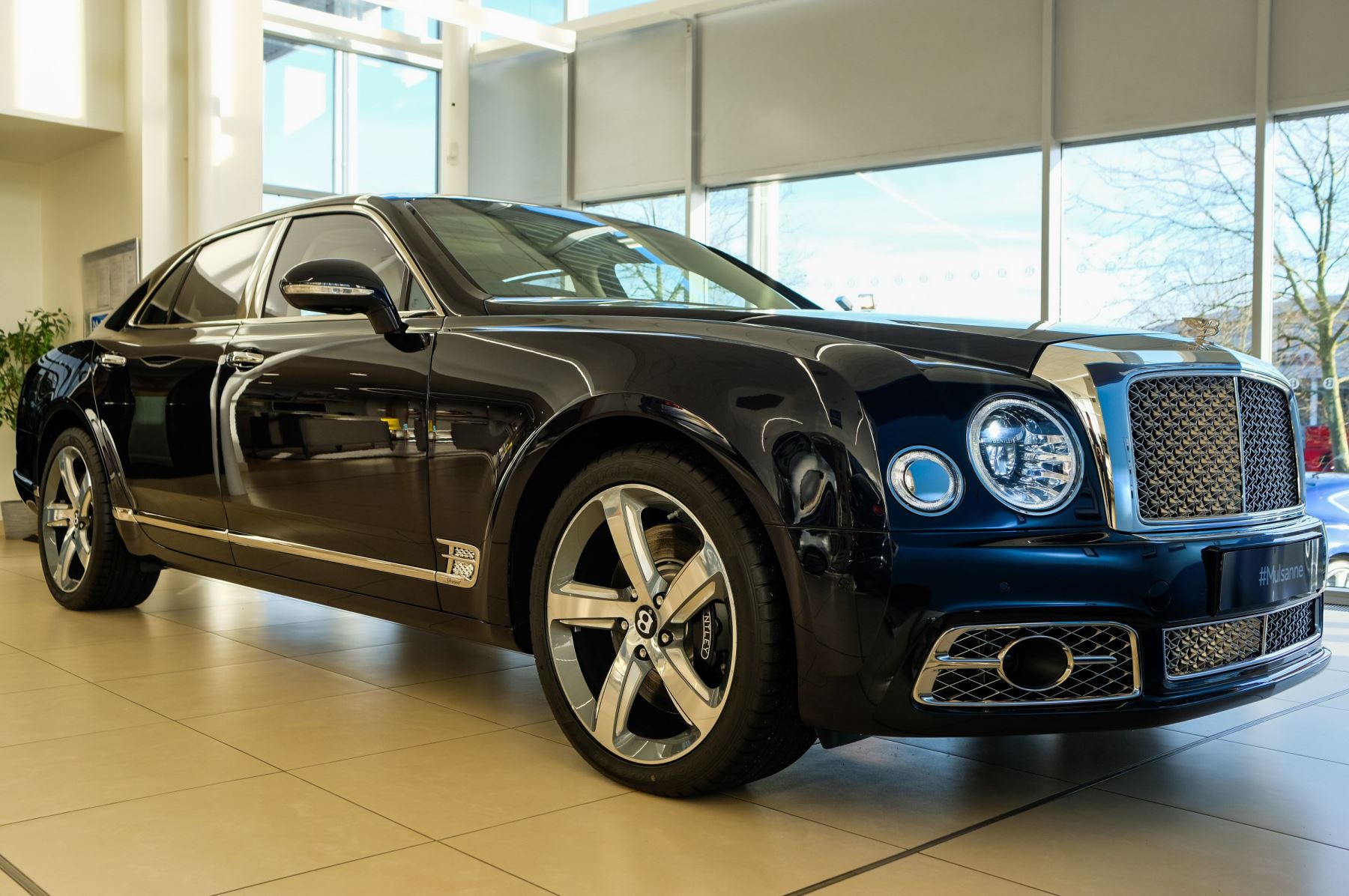 Bentley Mulsanne 0.0 6.8 V8 Speed - Speed Premier
