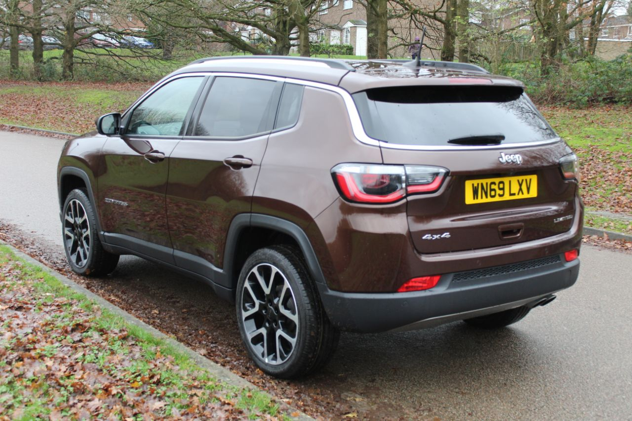 2019 Jeep Compass 1.4 [170] Petrol Limited 4x4 9 Speed Automatic