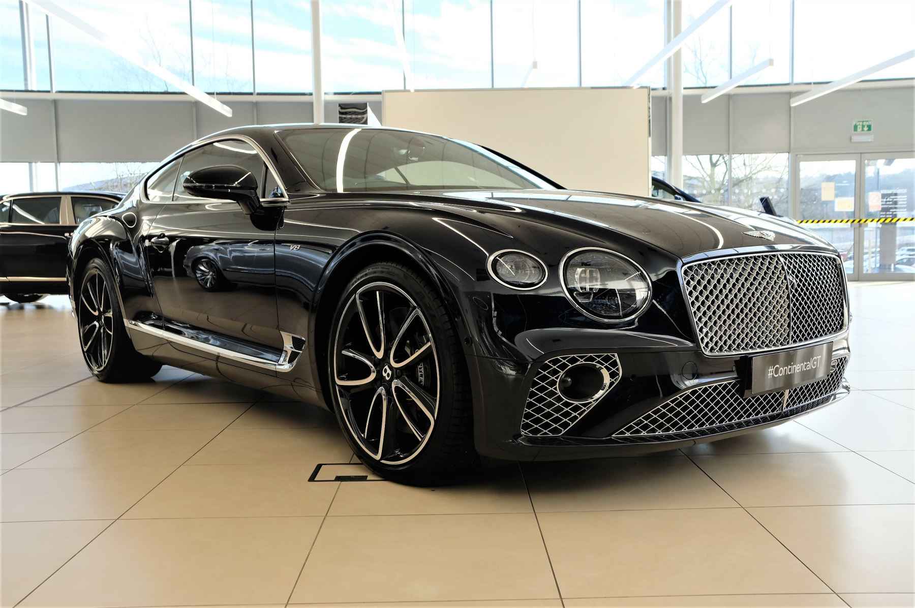 Bentley Continental GT 0.0 4.0 V8 Mulliner Edition Auto (Tour Spec)