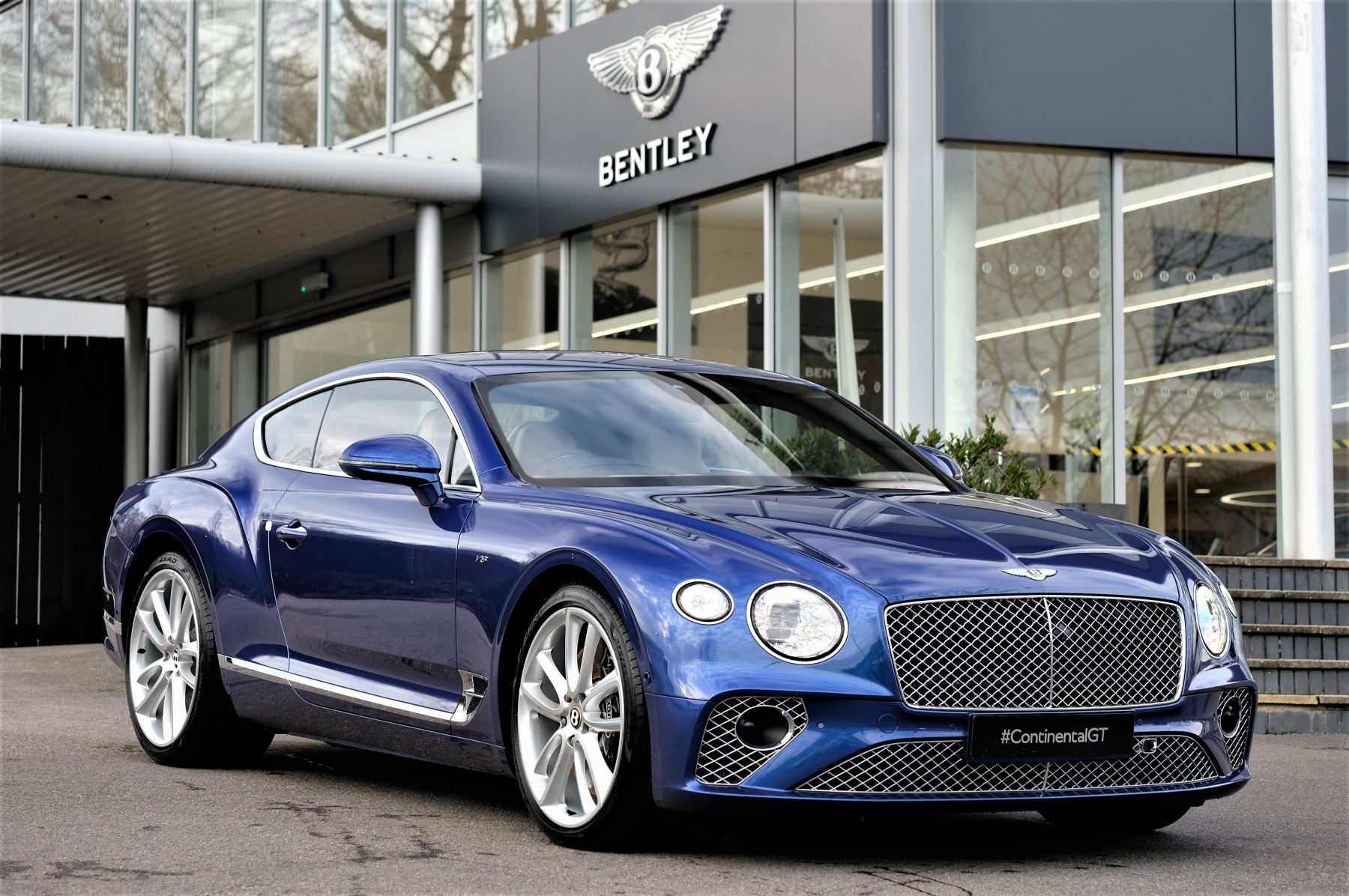 Bentley Continental GT 0.0 4.0 V8 Mulliner Driving Spec 2dr Auto - Centenary