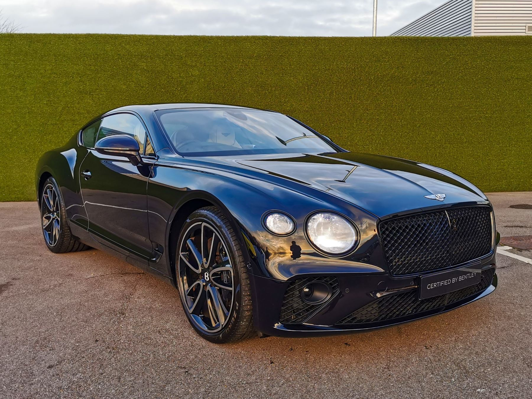 Bentley Continental GT 0.0 6.0 W12 2dr