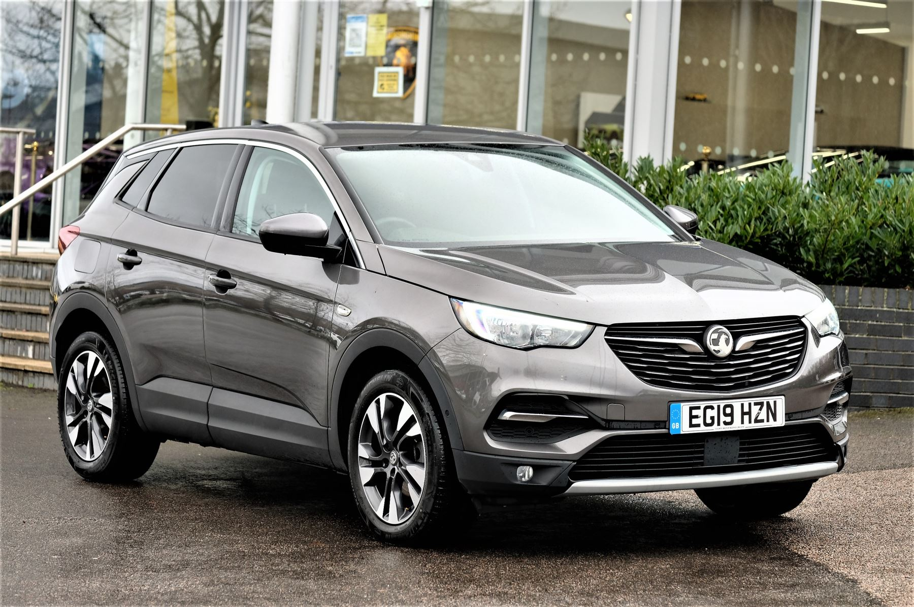 Vauxhall Grandland-x 0.0 1.6 Turbo D Sport Nav 5dr - Winter Pack One