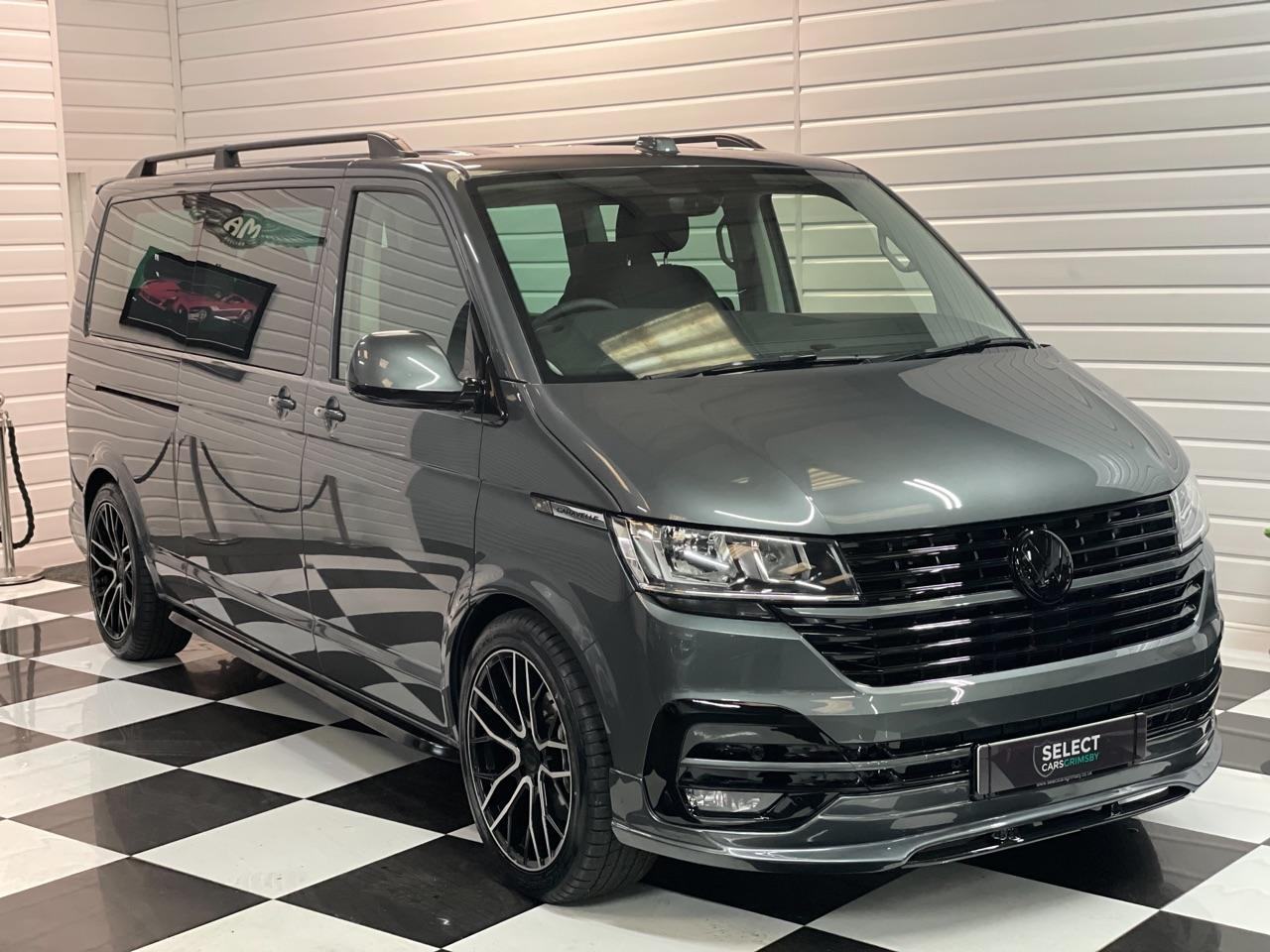 Volkswagen Caravelle 2.0 150ps LWB DSG MPV Diesel Indium Grey