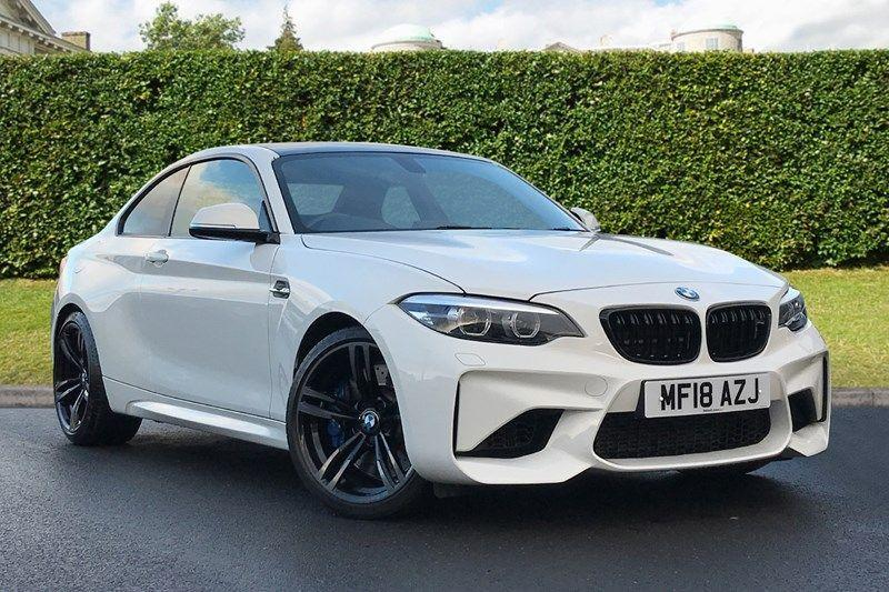 BMW M2 3.0 M2 Coupe Petrol White