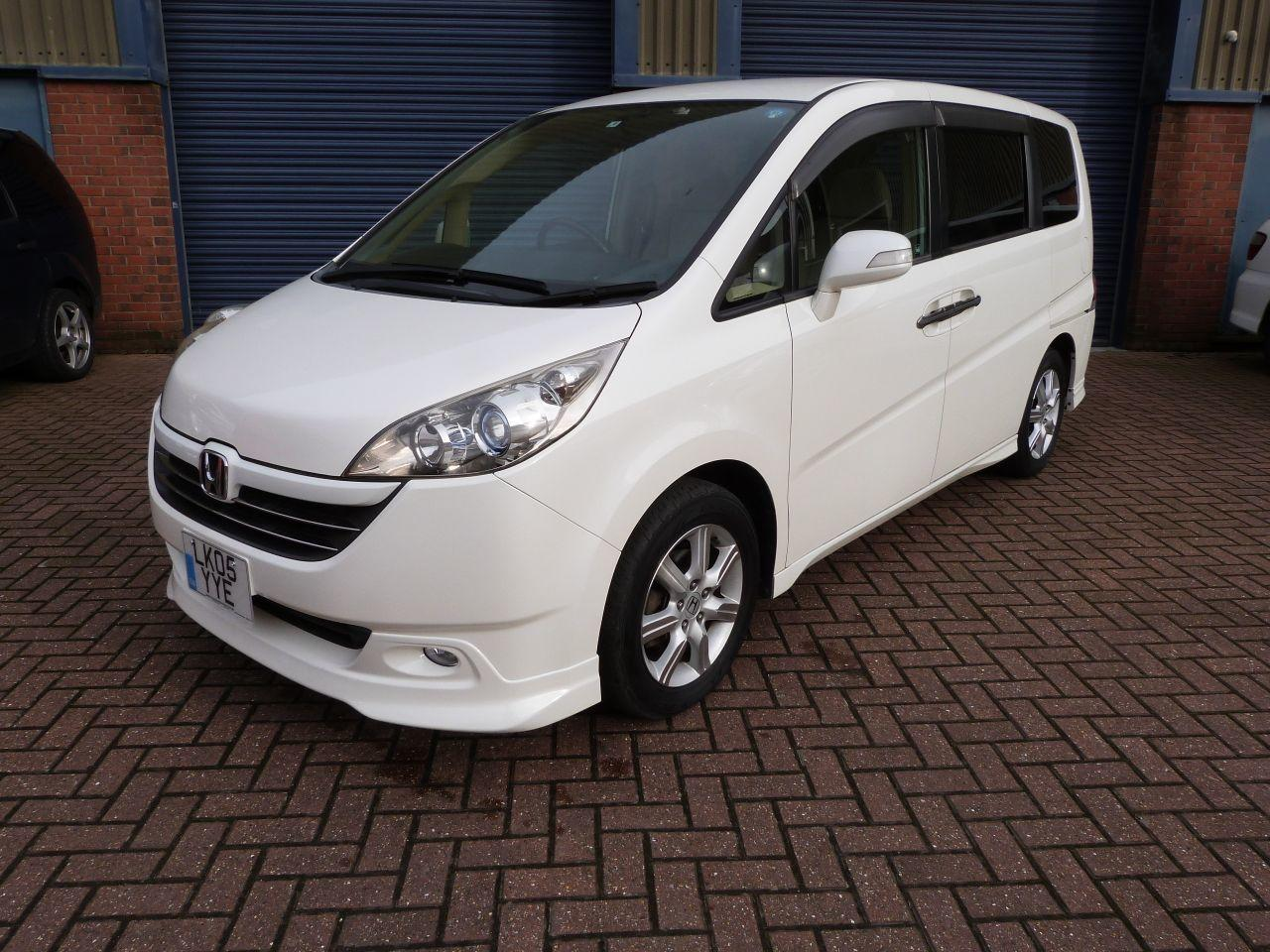 Honda Stepwagon 2.4 24Z Only 53000 Miles MPV Petrol White