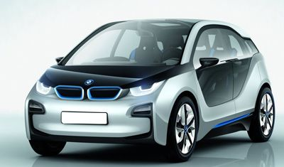 BMW i3 vs. Volkswagen e-UP!