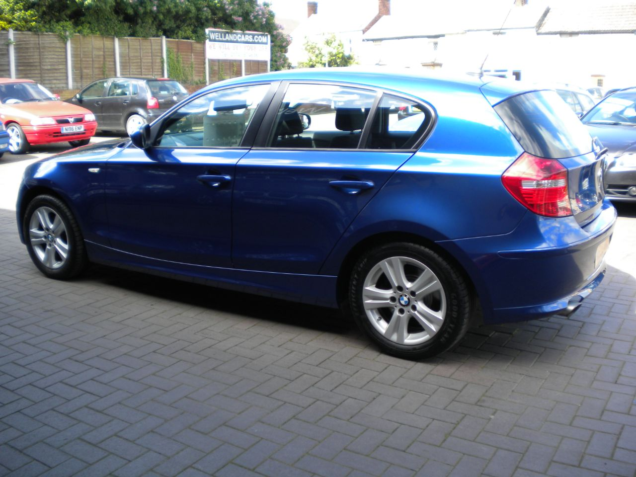 bmw 1 series owners manual