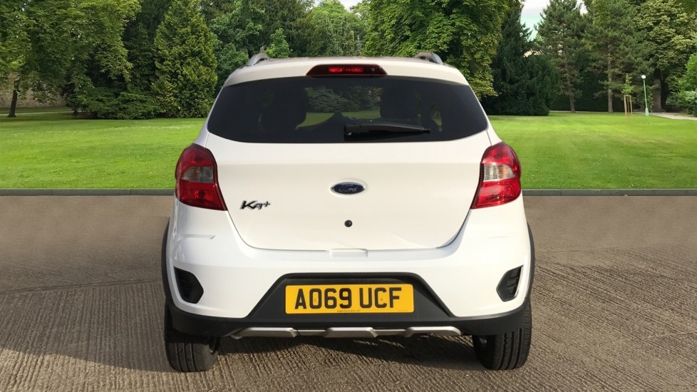 Ford Ka+ 0.0 1.2 85 Active 5dr