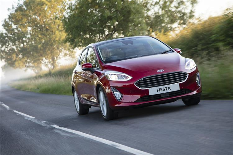 Ford Fiesta 0.0 Vignale/Edition 1.0 140ps Ecob St6.2