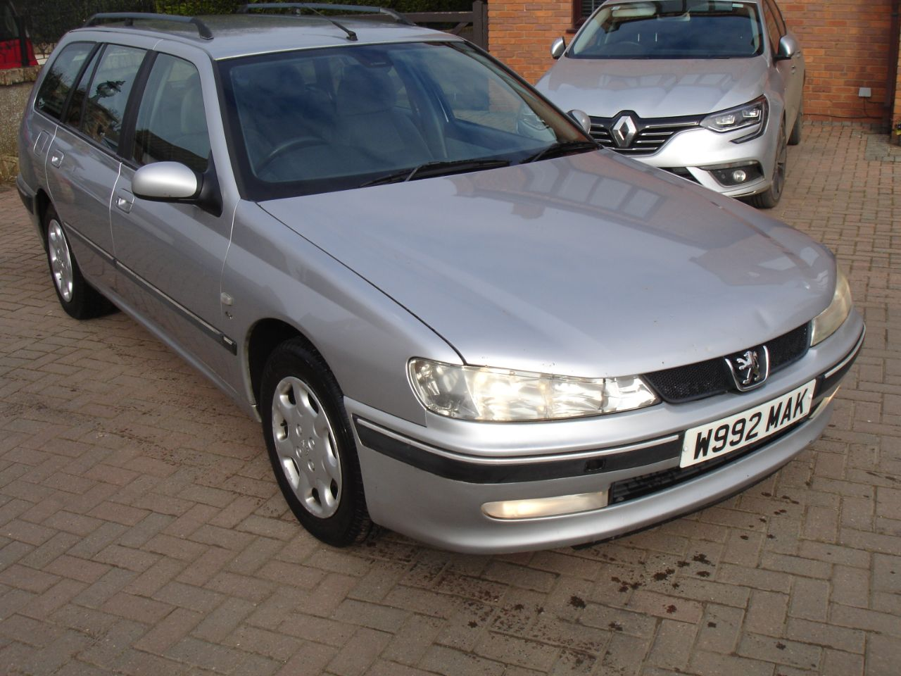 Peugeot 406 1.8 Lx Acon Estate