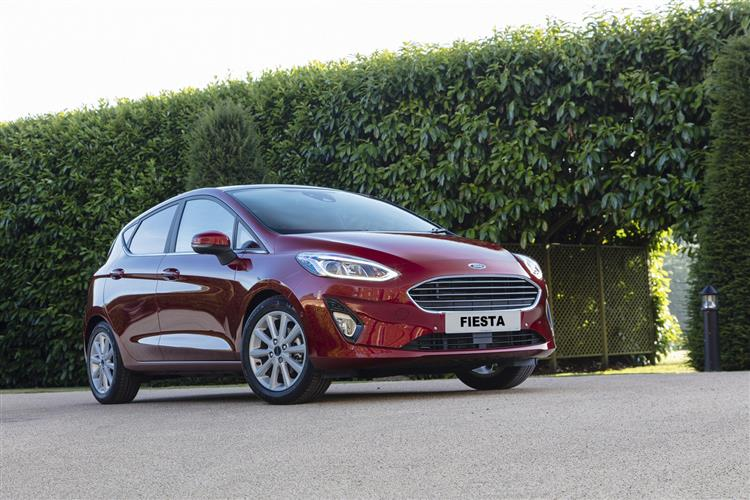 Ford Fiesta 0.0 Vignale/Edition 1.5 8sps Tdci