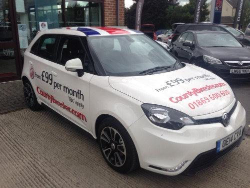 MG MG3 1.5 VTi-TECH 3Style Lux 5dr Hatchback Petrol White