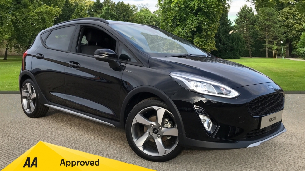 Ford Fiesta 0.0 1.0 EcoBoost 95 Active Edition 5dr