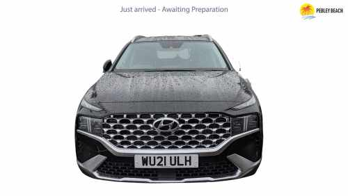 Hyundai Santa Fe Hybrid Premium 1.6 TGDi AT6 2WD Estate Hybrid Phantom Black