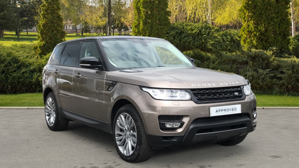 Land Rover Range Rover Sport 0.0 3.0 SDV6 (306) HSE Dynamic 5dr (7 seat)