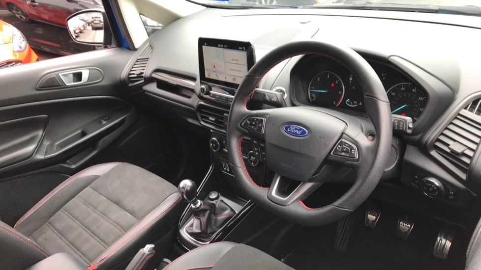 Ford Ecosport 0.0 1.5 EcoBlue 125ps ST-Line 4X4