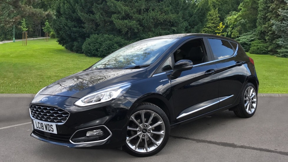Ford Fiesta 0.0 Vignale 1.0 EcoBoost 140 5dr