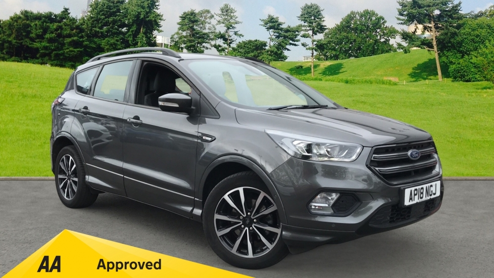 Ford Kuga 0.0 1.5 EcoBoost ST-Line 150ps 2WD