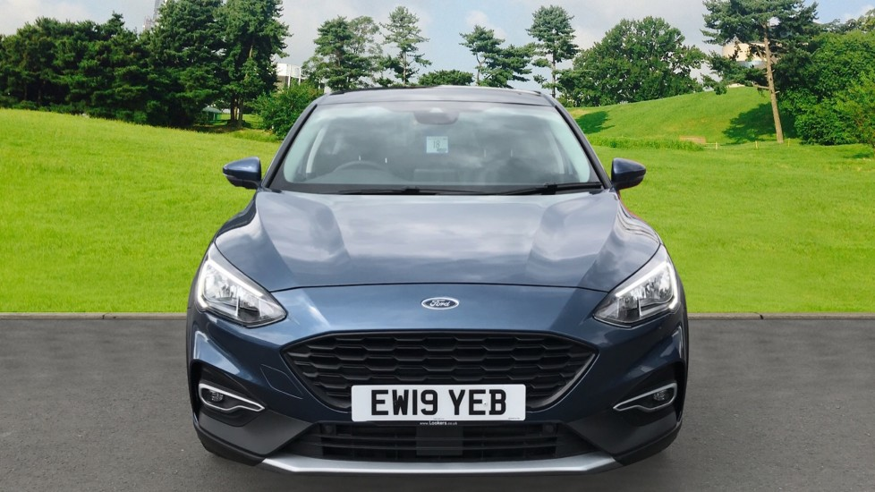 Ford Focus 0.0 1.0 EcoBoost 125ps Active X 5dr