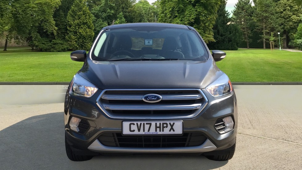 Ford Kuga 0.0 2.0 TDCi Zetec with Cruise Control and Navigation