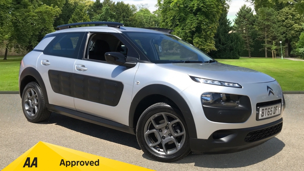 Citroen C4 Cactus 0.0 1.6 BlueHDi Feel 5dr with Cruise Control and Air C