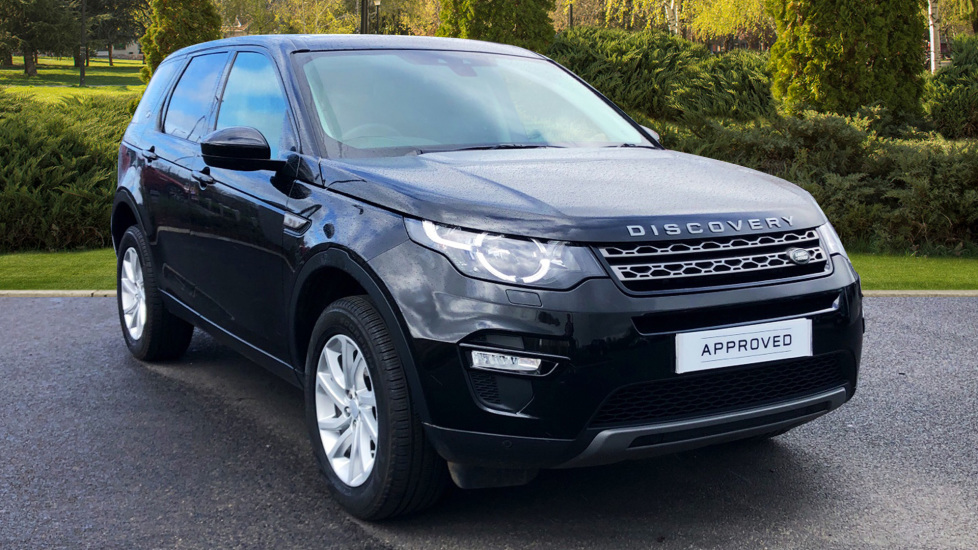 Land Rover Discovery Sport 0.0 2.0 TD4 180 SE Tech 5dr