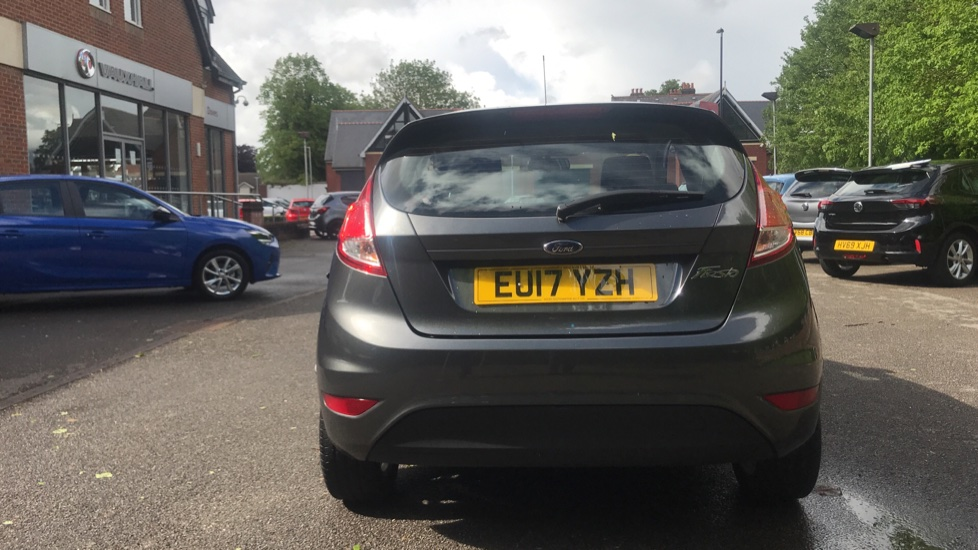 Ford Fiesta 0.0 1.25 82 Zetec 3dr with Electri