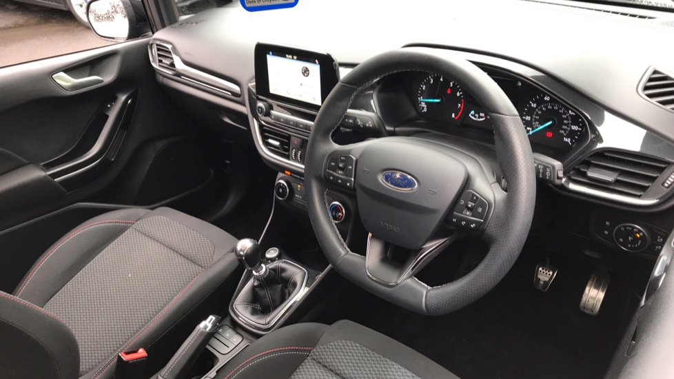 Ford Fiesta 0.0 1.0 EcoBoost 125ps ST-Line  Na