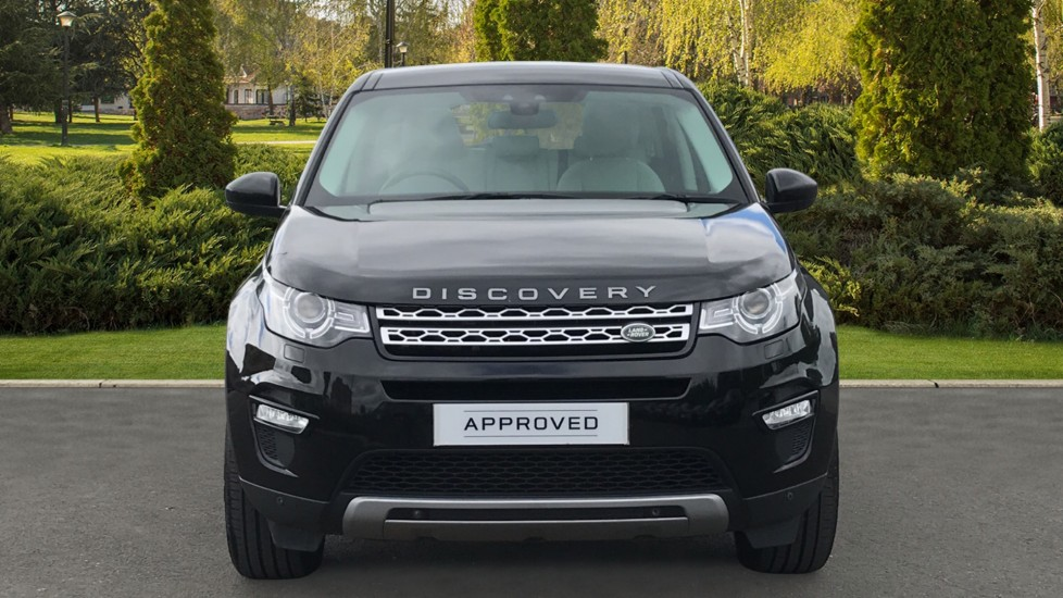 Land Rover Discovery Sport 0.0 2.0 TD4 180 HSE 5dr