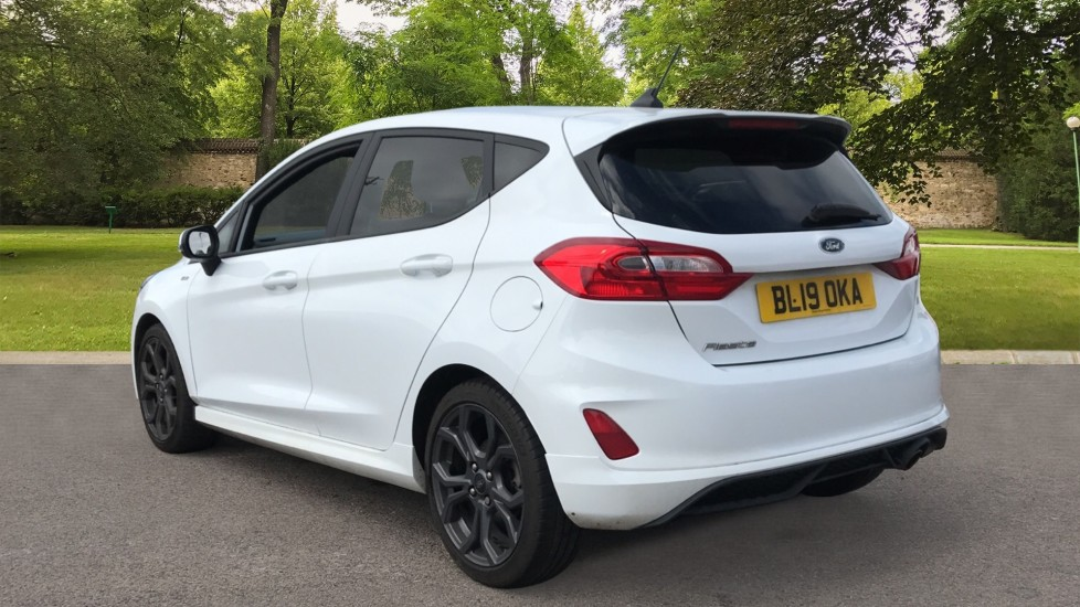 Ford Fiesta 0.0 1.0 EcoBoost 125 ST-Line 5dr with Sports Suspensio