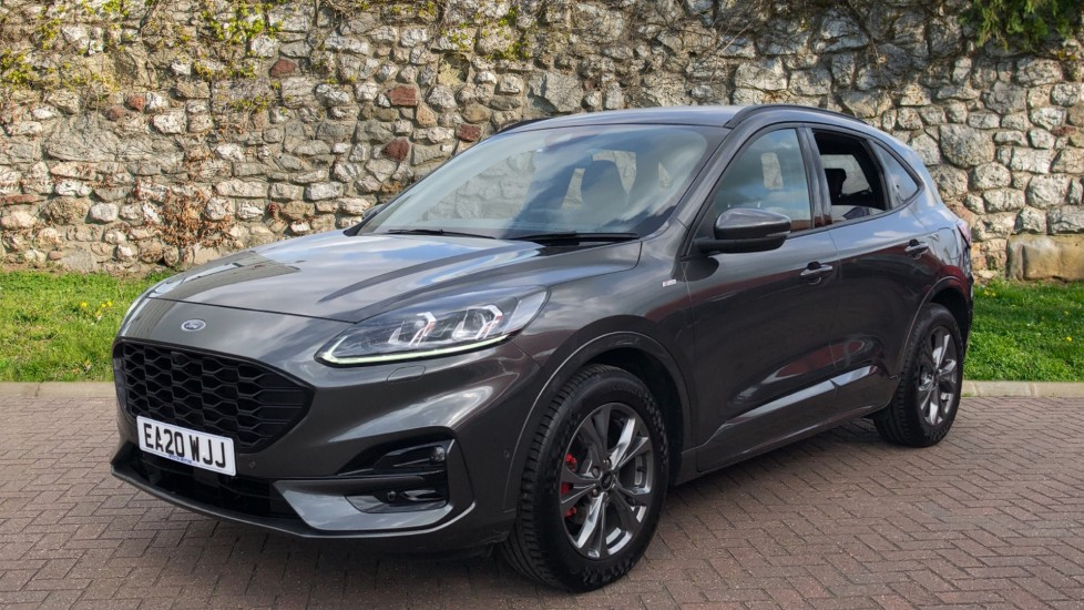 Ford Kuga 0.0 2.0 EcoBlue mHEV ST-Line First Edition 5dr - Low M