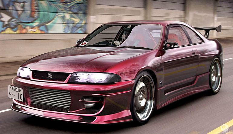 Can you import a nissan skyline r33