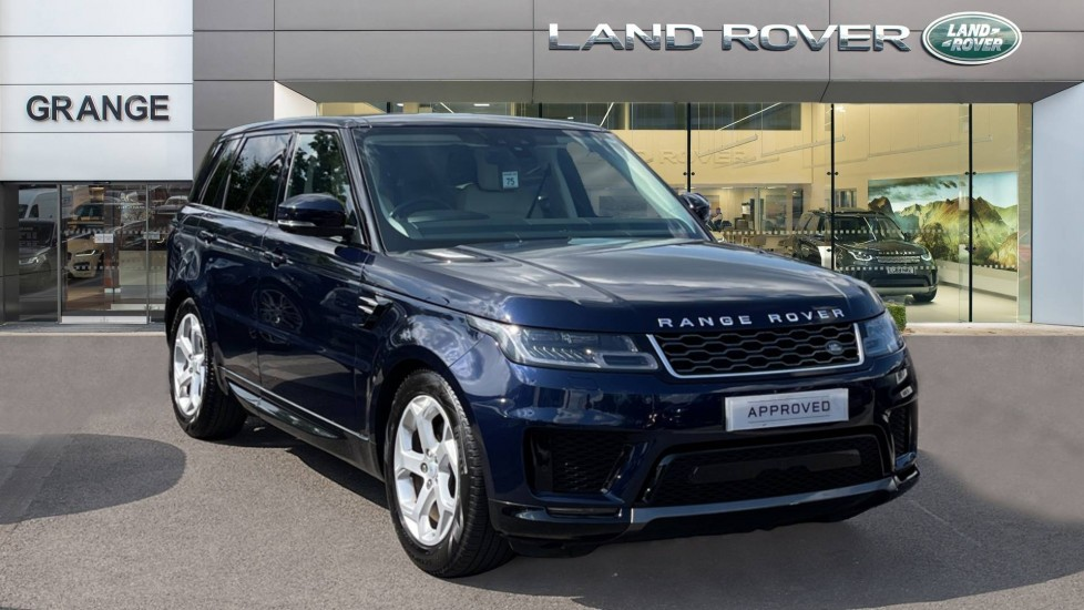 Land Rover Range Rover Sport 0.0 2.0 Si4 HSE 5dr