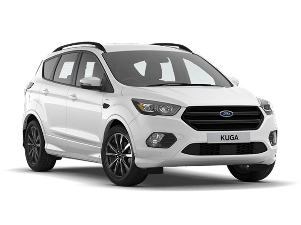 Ford Kuga 0.0 1.5 TDCi ST-Line 2WD with Navi
