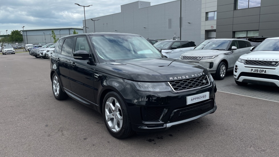 Land Rover Range Rover Sport 0.0 3.0 SDV6 HSE 5dr Privacy glass