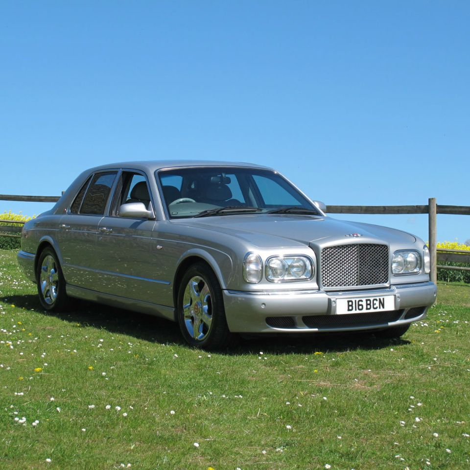 Used Bentley Arnage 6.8 Auto Red Label 54,000 Miles For