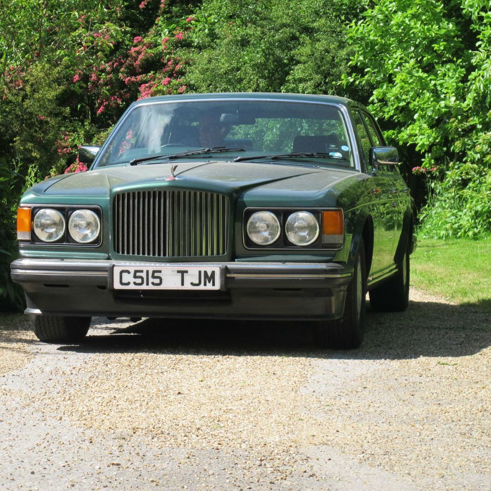 Bentley Turbo R 6.8 Saloon Petrol Green